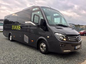 Mercedes Benz Touras 33 seater