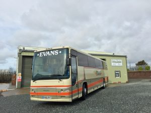 Plaxton Profile 57 seater