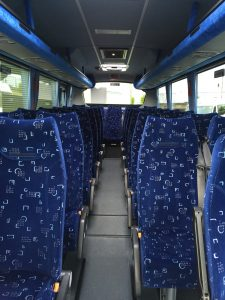 29 seater mercedes benz cheetah