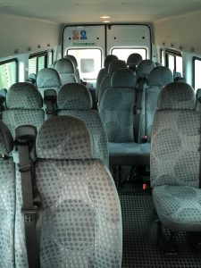 ford transit 16 seater