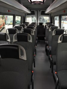22 seater mercedes benz sprinter